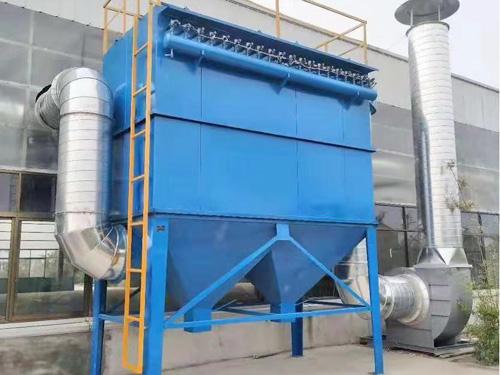 山西MC-II脉冲布袋除尘器